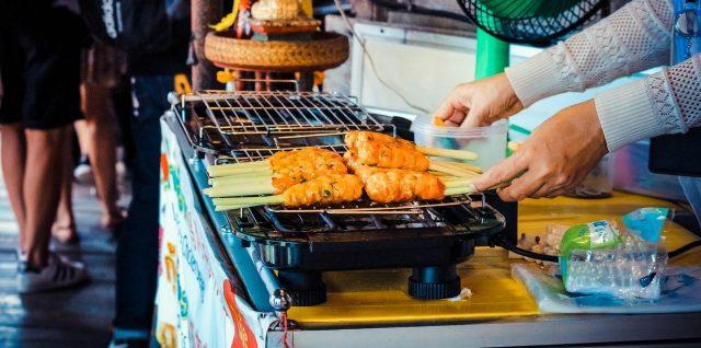 barbecue plancha électrique