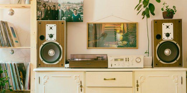 Réussir la déco d'un passionné de musique